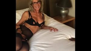 Marina Beaulieu French blonde MILF compilation on MySexMobile